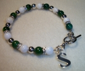 Sparty the Warrior Bracelet