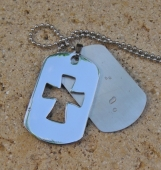 *Faith from the Battlefield Necklace