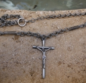 *Crucified Faith Neckgear