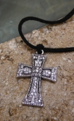 *Ornate Cross Necklace