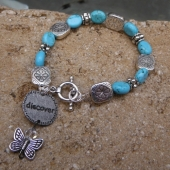 *Turquoise Discover Bracelet