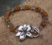*Be the Beauty in Browns Bracelet