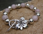 *Pretty in Pink 10mm Bracelet