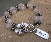 *Twice as Much Faith Bracelet