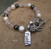 Triple the Faith Bracelet