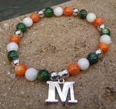 Fins and Canes Stretch Bracelet