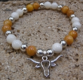 Don't Mess With Texas Stretch Bracelet