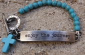 *Enjoy the Journey Bracelet