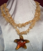 Sandy Beach Necklace